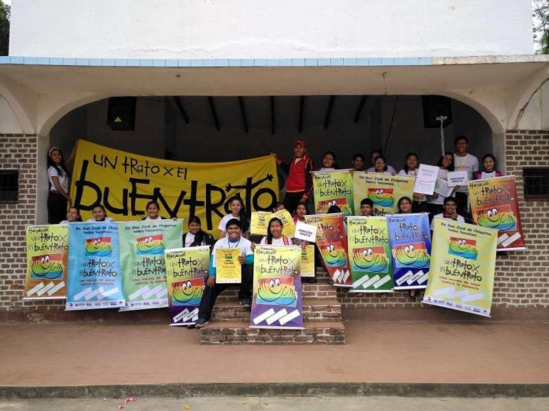 Dirección Municipal de Género, San José de Chiquitos. /PDA