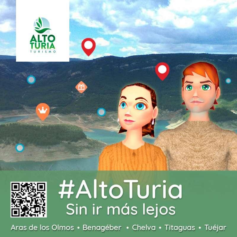 Alto Turia App. EPDA
