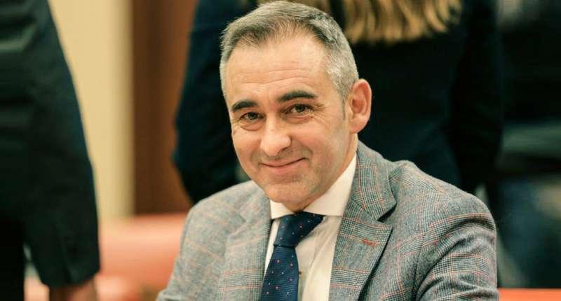 Miguel Barrachina en el Congreso de Diputados