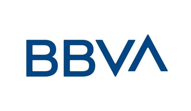 Logo nuevo del BBVA. EPDA