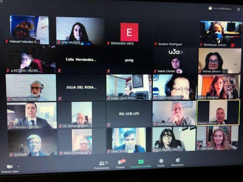 Participaron especialistas ecuatorianos y españoles