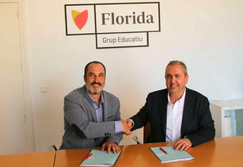 Florida Universitària firma un convenio con Foro de Logística en la Comunidad Valenciana. EPDA.