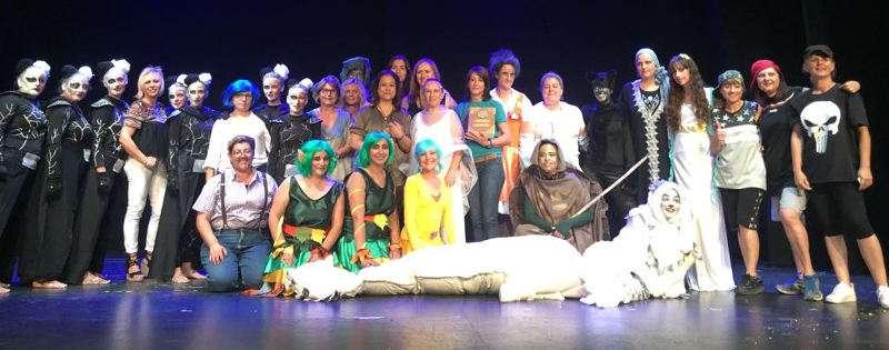 La historia interminable grup teatre CEIP Princep d Espanya de Picassent. EPDA