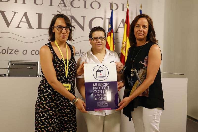Red municipal de violencia de género. / epda