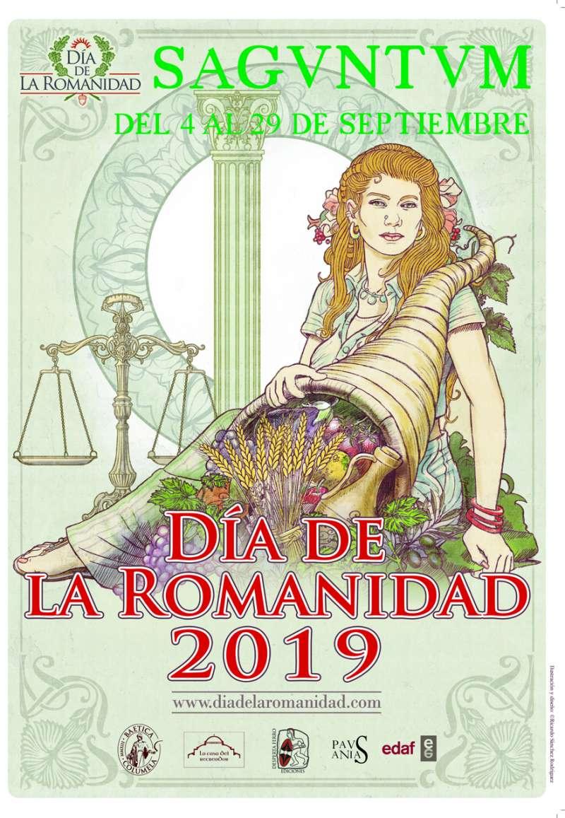 Cartell del Dia de la Romanitat 2019. EPDA