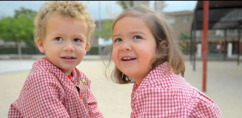 Nens de 0 a 3 anys