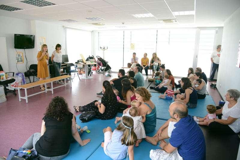 Activitats sobre maternitat en Paiporta. EPDA