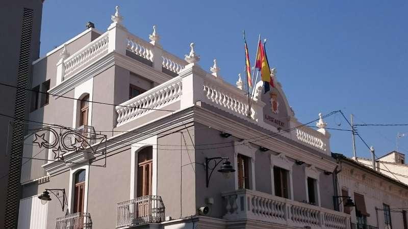 L?Ajuntament de Meliana. EPDA