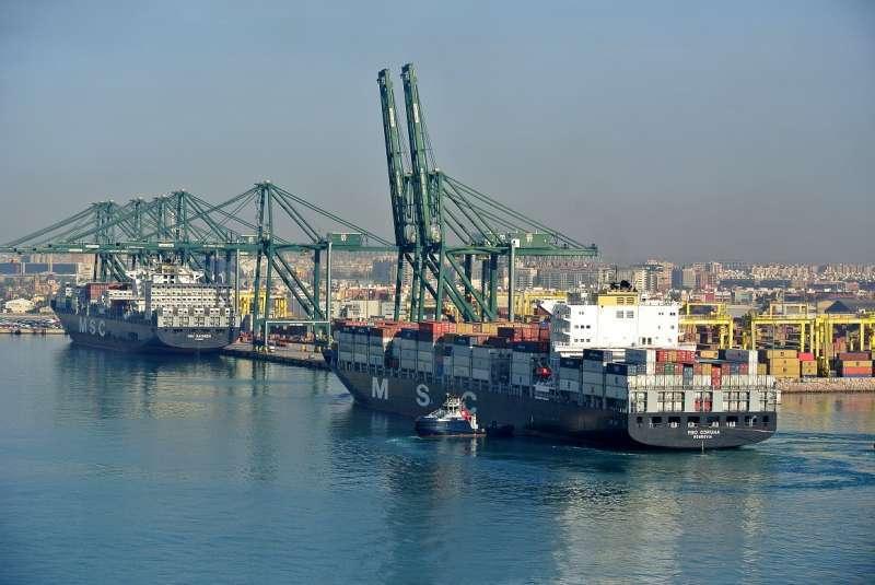 Puerto de València. EPDA