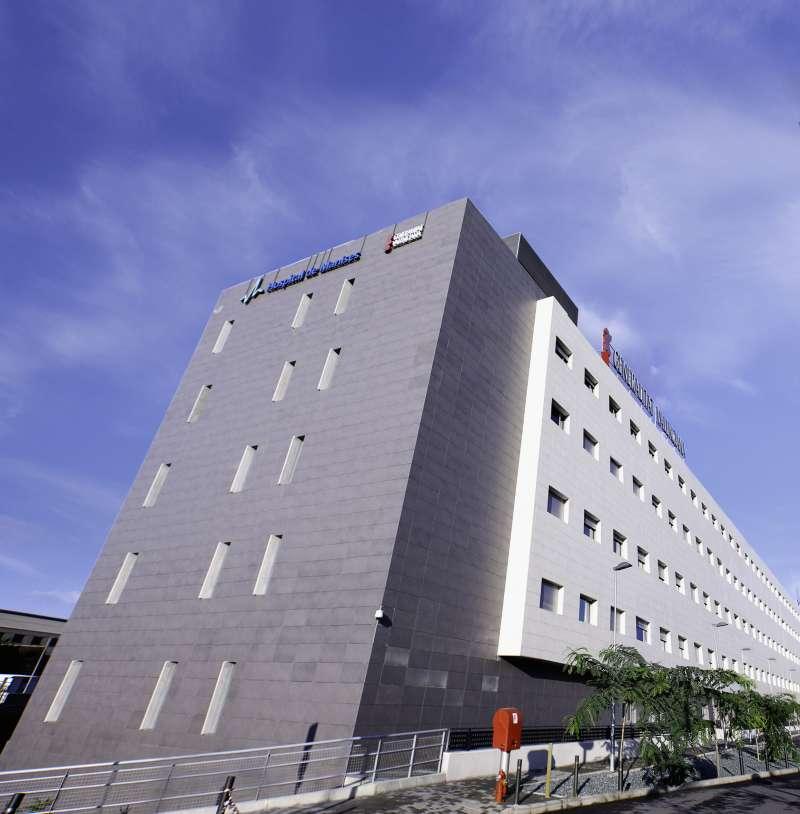 Fachada Hospital de Manises