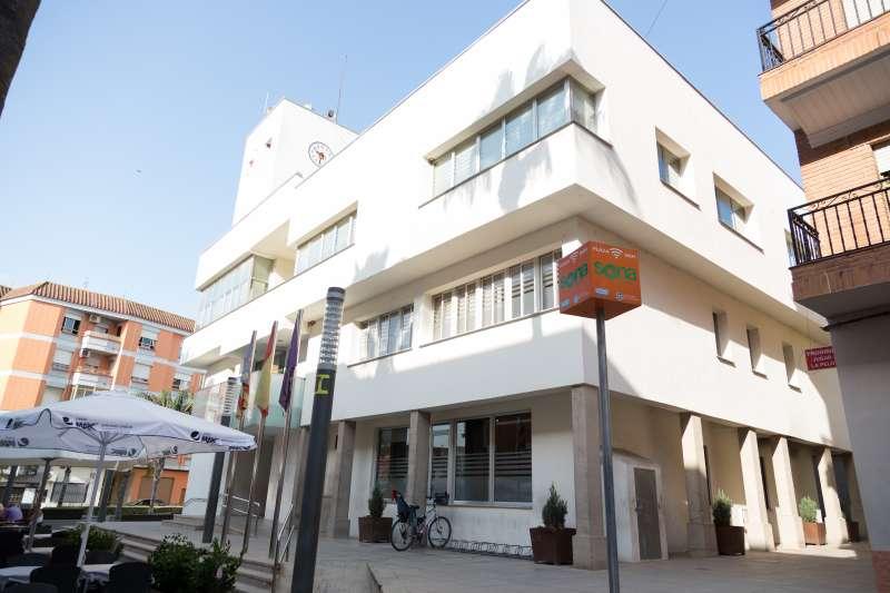 Una de las terrazas en Vilamarxant. / EPDA