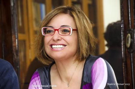 Gemma Pasqual i Escrivà. Foto EPDA