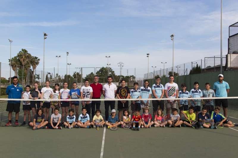 Escola de Tenis en Picassent.