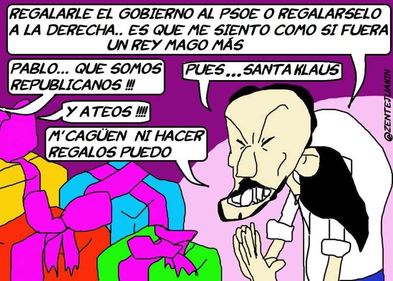 Viñeta de Vicente García Nebot