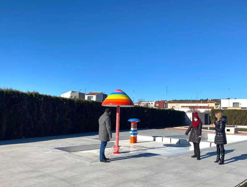 Remodelación de las piscinas de Vall d?Alba / EPDA