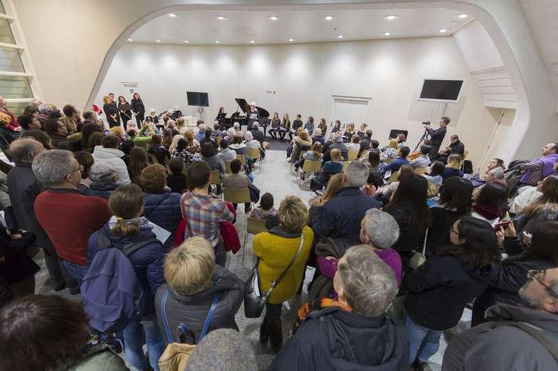 Más de 3.000 personas visitan Les Arts en la segunda edición de Mozart Nacht und Tag