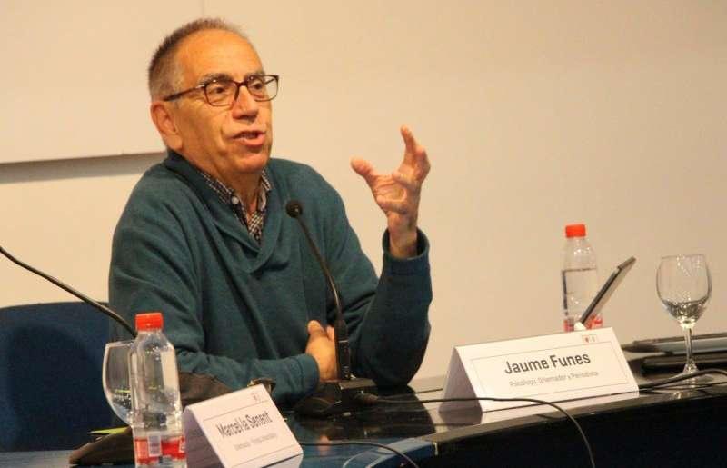 El psicólogo y educar, Jaume Funes