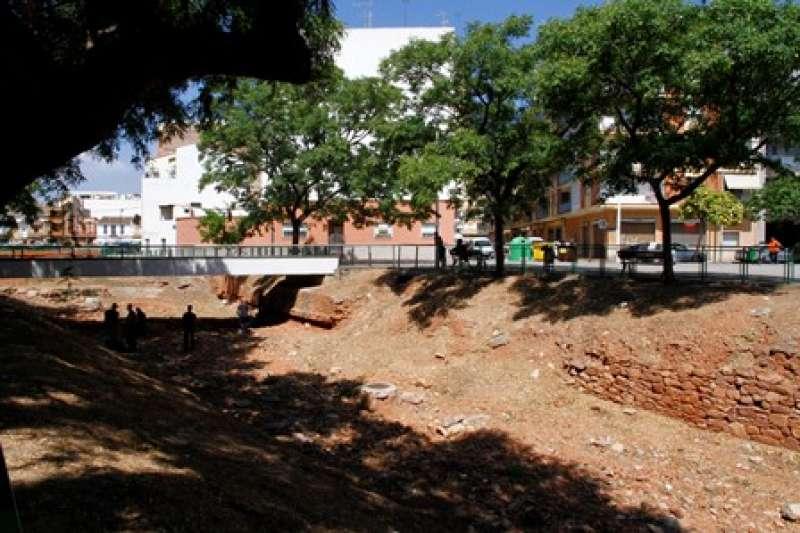 Labores agrícolas en Puçol. EPDA
