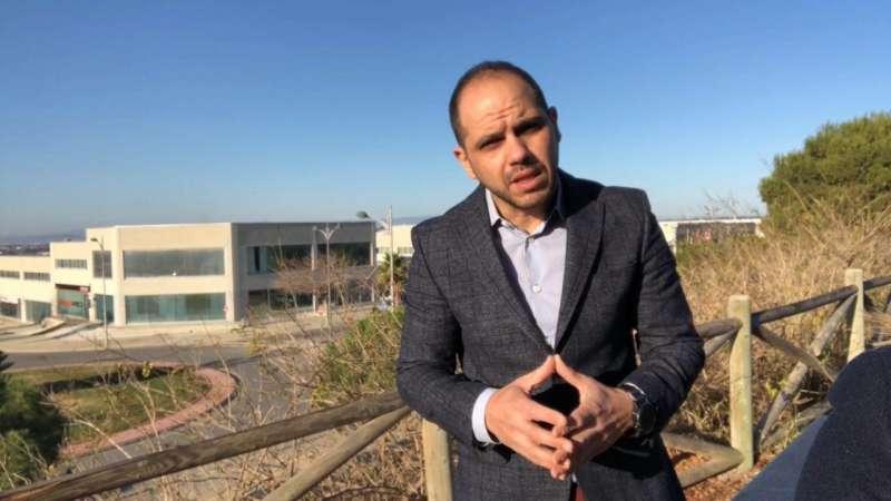 Jorge Ibáñez, concejal Cs Paterna.