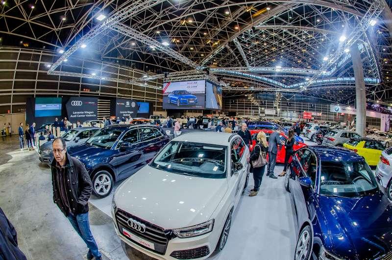 Feria del Automóvil. EPDA