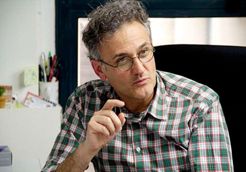 El profesor de la Universitat de València. UV