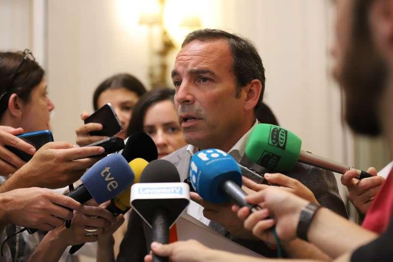 El diputado autonómico de Ciudadanos (Cs) en Les Corts Valencianes, Woodward.