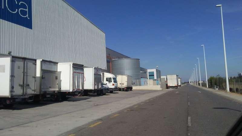 Imagen del polígono industrial de Riba-roja de Túria./ epda