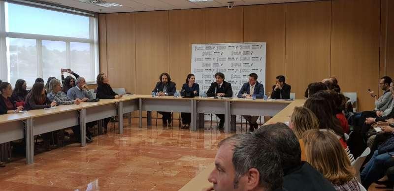Presentación del modelo de Playas Inteligentes de la Comunitat Valenciana que se ha celebrado en Invat.tur,