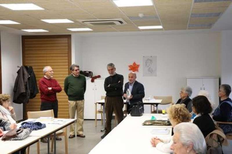 Presentació del llibre Memòria Viva de Torrent. EPDA