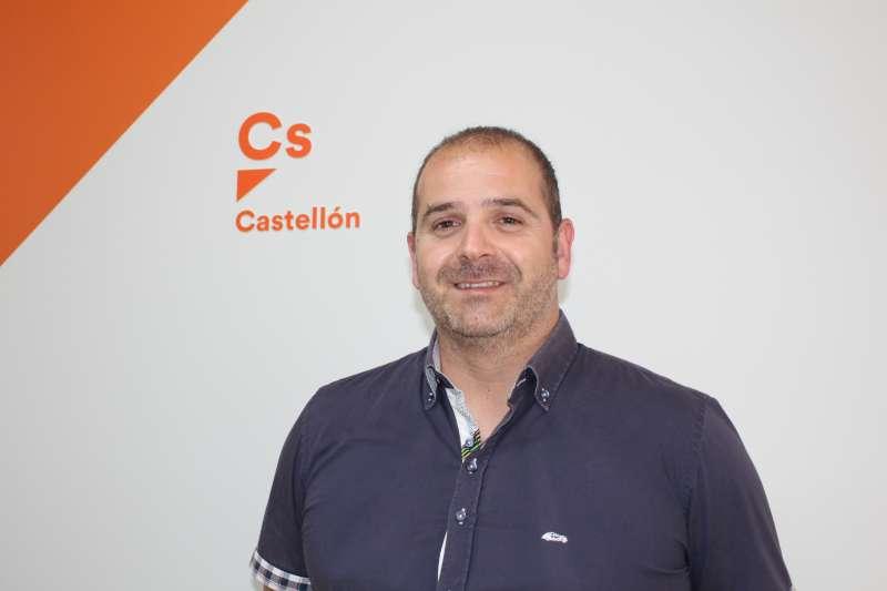 José Maria Compte concejal de Ciudadanos Benicarló