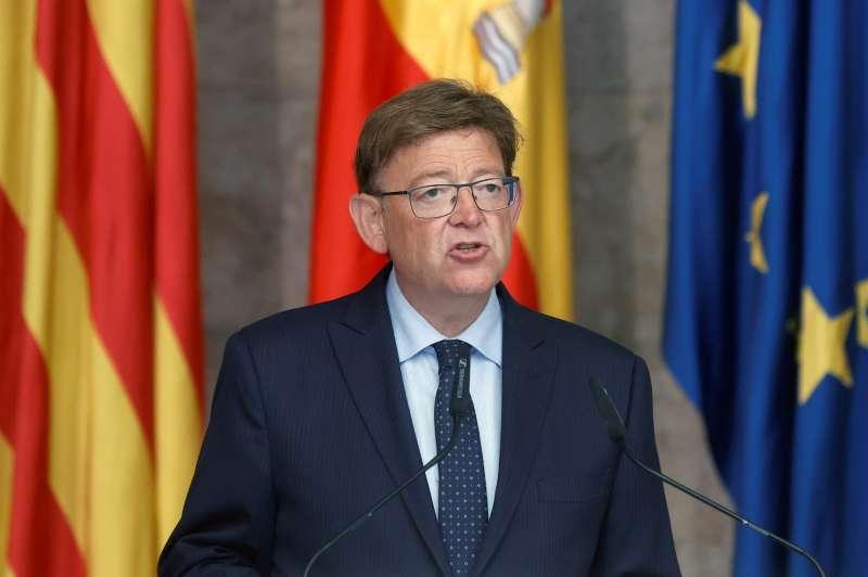 El presidente de la Generalitat Valenciana, Ximo Puig.EFE/ Kai Försterling/Archivo