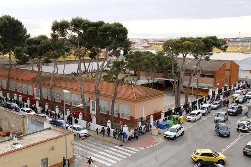 Colegio público La Milotxa