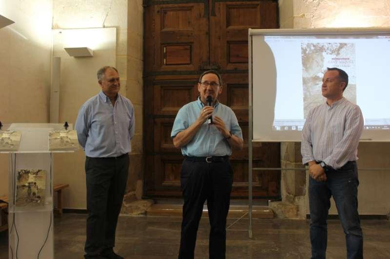 Presentación de las fiestas en Ca la Vila