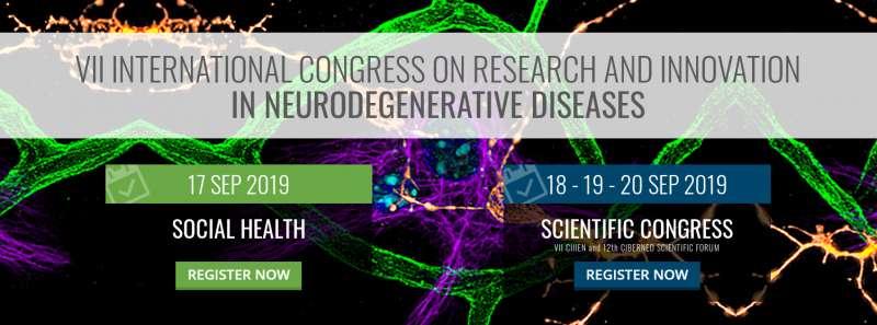 VII Congreso Internacional de Investigación e Innovación en Enfermedades Neurodegenerativas de València. EPDA