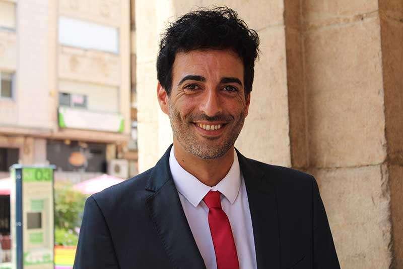 Esteban Ventura. CIUDADANOS