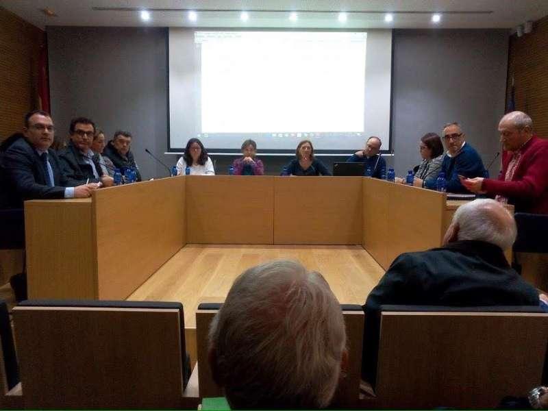 Pleno de Presupuestos en Godella. EPDA