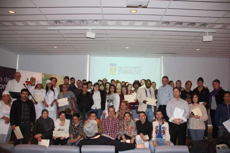 Alumnos  del proyecto urban. //EPDA