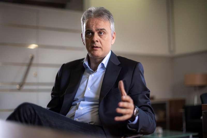 Héctor Illueca. EFE