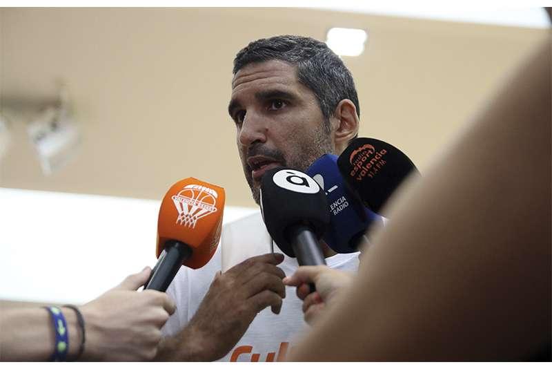 Rubén Burgos. Valencia Basket