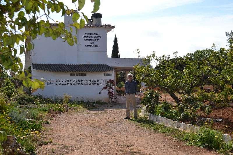 Sede de la Sociedad Vegetariana Naturista de Valencia en Torrent. EPDA