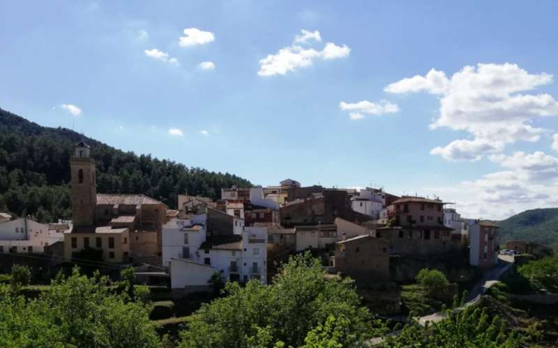 Una marcha unirá Torralba del Pinar y Fuentes de Ayódar