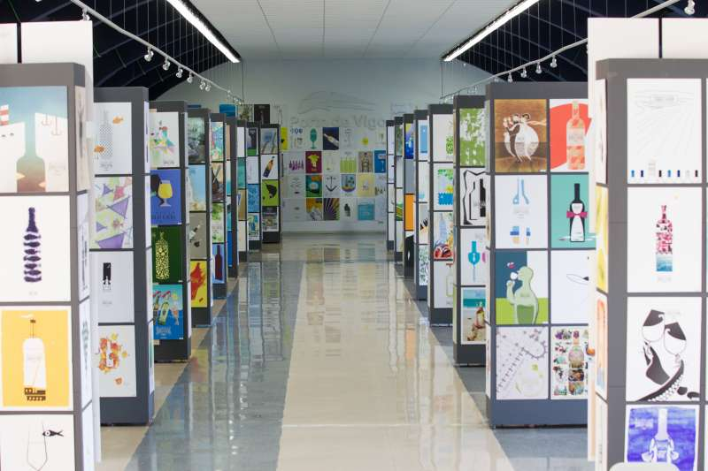 Exposición Bienal Internacional Terras Gauda. EPDA