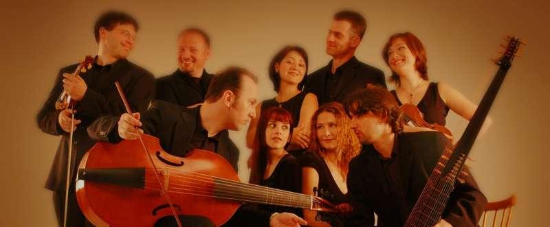 Els txecs Ensemble Inégal, al Festival de Peníscola. EPDA