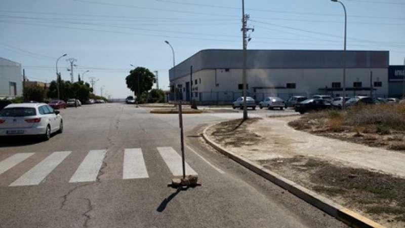 Polígono industrial Fuente del Jarro de Paterna. EPDA