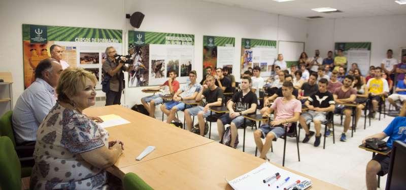 Inicio curso Escuela Capataces de Catarroja