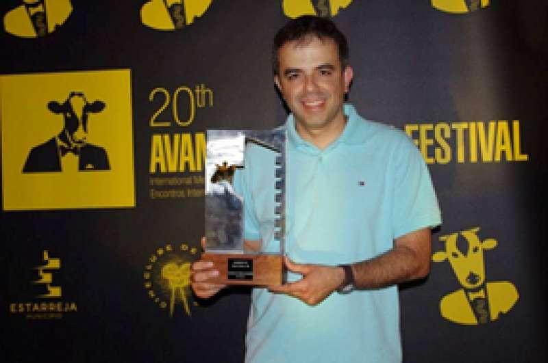 El director Javier Navarro. //EPDA