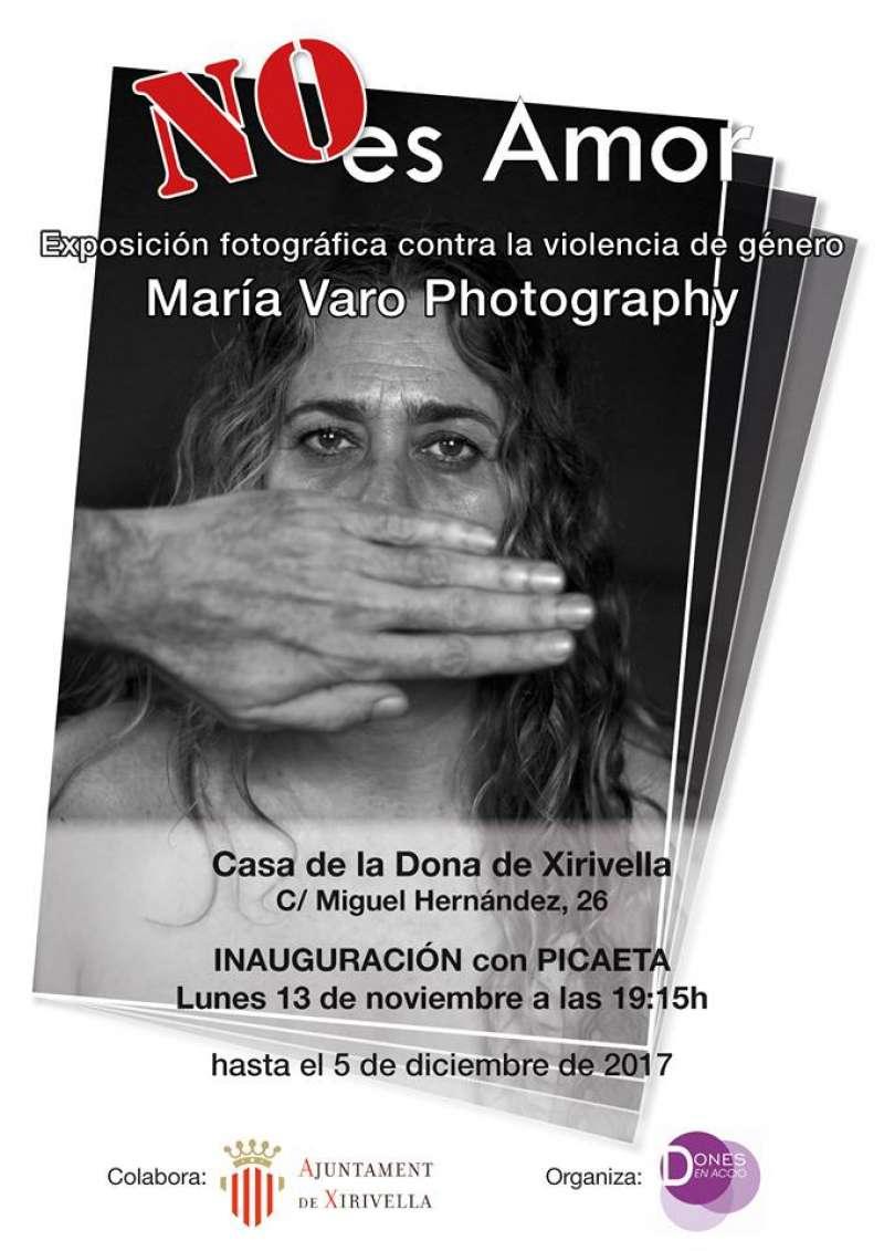 Exposición de fotografías de María Varo en Xirivella. EPDA