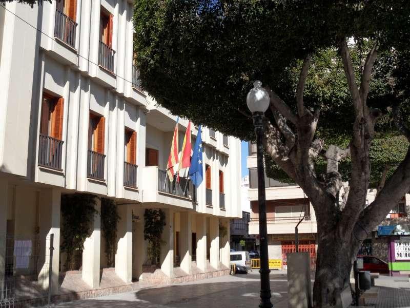 Ayuntamiento Almoradí./EPDA
