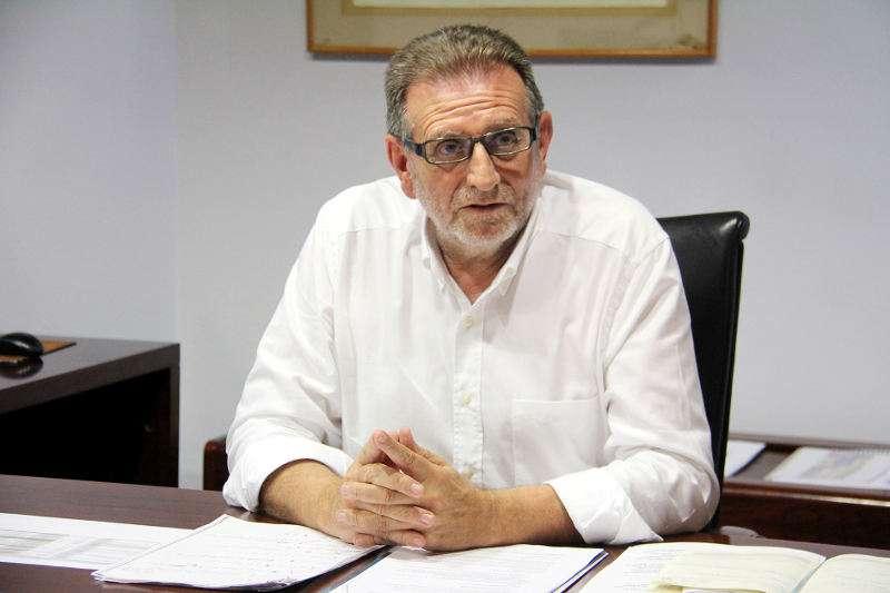 Jesús Ros, alcalde de Torrent. EPDA