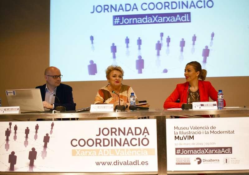 Jornadas de coordinación de la red ADL